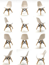 Load image into Gallery viewer, 75136 DSW Dinning Chair-White-1 chair