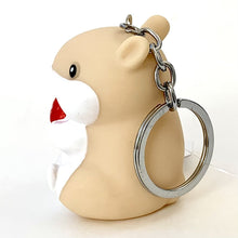 Load image into Gallery viewer, 120175 BIG HAMSTER CHARM-TAN-1 piece