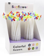 Load image into Gallery viewer, 223721 RAINBOW FLOWER GELPEN-1 PEN