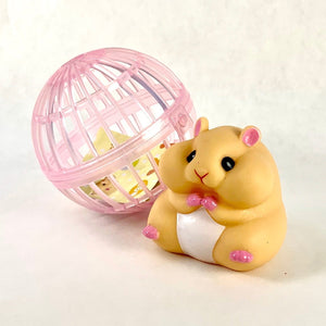 70844 SOFT HAMSTER CAPSULE-6 pieces