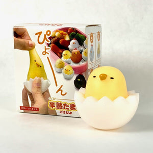 70739 CHICKEN EGG GUMMY BLIND BOX-16 assorted