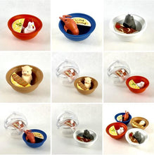 Load image into Gallery viewer, 70838 DONBURI ANIMAL RICE BOWL CAPSULE-4 pieces
