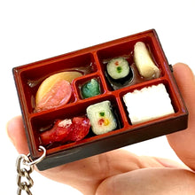 Load image into Gallery viewer, 830311 BENTO LUNCH BOX KEYRING-1 piece