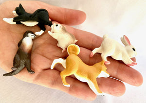 70728 CLEANING ANIMALS Vol.1 BLIND BOX-10 assorted