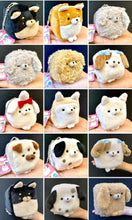 Load image into Gallery viewer, 63050 CUBE DOG Mini Plush Key Chain-10 assorted colors