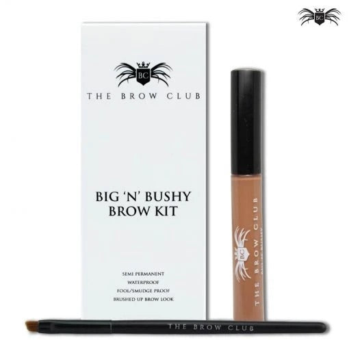 The Brow Club - BIG 'N' BUSHY Brow Kit - Light