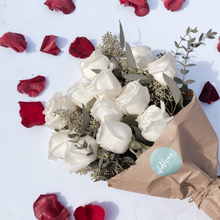 Load image into Gallery viewer, Rose Hand-Wrapped Bouquets