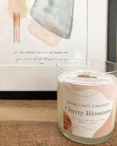 Cherry Blossoms by Evercoast Candles