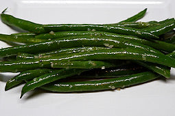 French Green Beans with Garlic