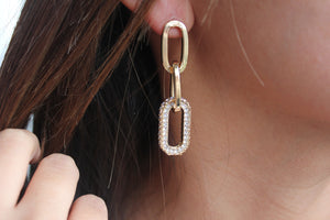 Boucles d'oreilles collection Fantasia Mÿmÿ Bijoux Paris ™