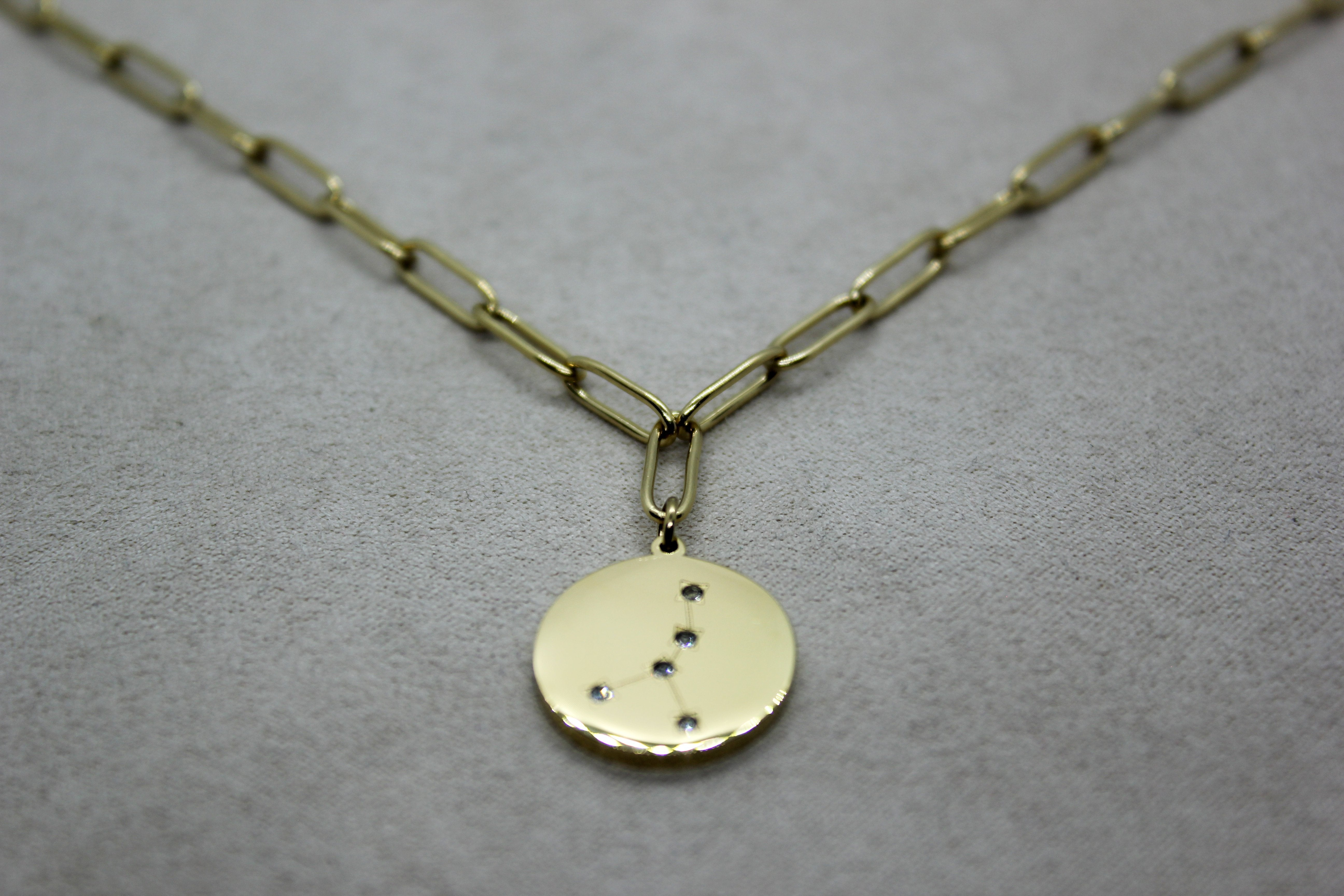 Collier Constellation Cancer Mÿmÿ Bijoux Paris ™
