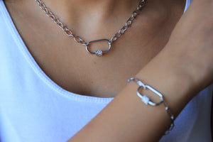 Collier Mousqueton Mÿmÿ Bijoux Paris ™