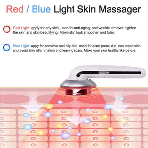 Heated Body Slimming / Skin Tightening Device - 6 Modes