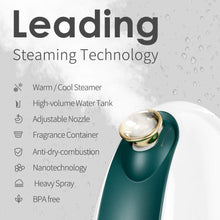 Load image into Gallery viewer, Ionic Facial Steamer Treatment - Hot and Cold