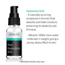 Load image into Gallery viewer, Pure Hyaluronic Serum - Clinical Strength  1 oz