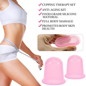 Cellulite Reducing Cupping Set