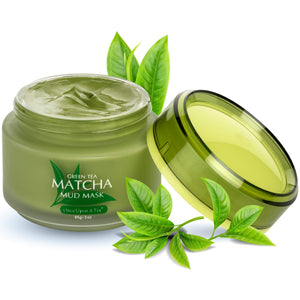 MatchaMud Mask - Green Tea Matcha