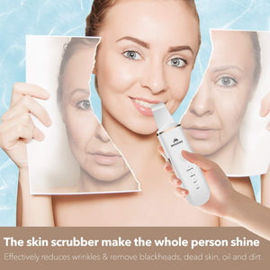 Face Spatula and Pore Purifier Device
