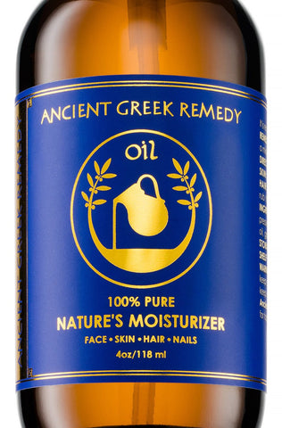 Intense Moisture - Organic Greek Oil Blend 4 oz