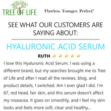 Load image into Gallery viewer, Hyaluronic Serum with Vitamin C - 2 oz