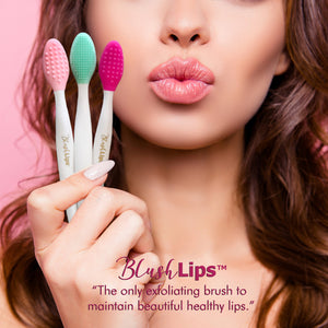 Silicone Exfoliating Lip Brush