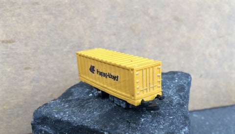 5308.2RF - Geisterwagen - Container Fertigmodell/ Ghost car - container finished model