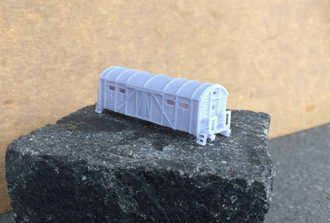 5309R - Geisterwagen - Viehwagen / Haunted car vans