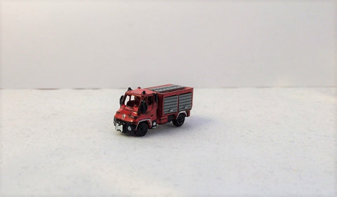 6222RF – Unimog U 500 - Feuerwehr /  Unimog U 500 as fire engine