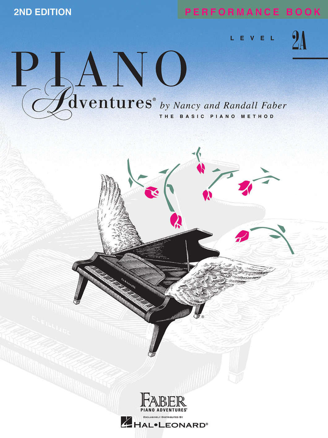 Faber Piano Adventures Performance Level 2A