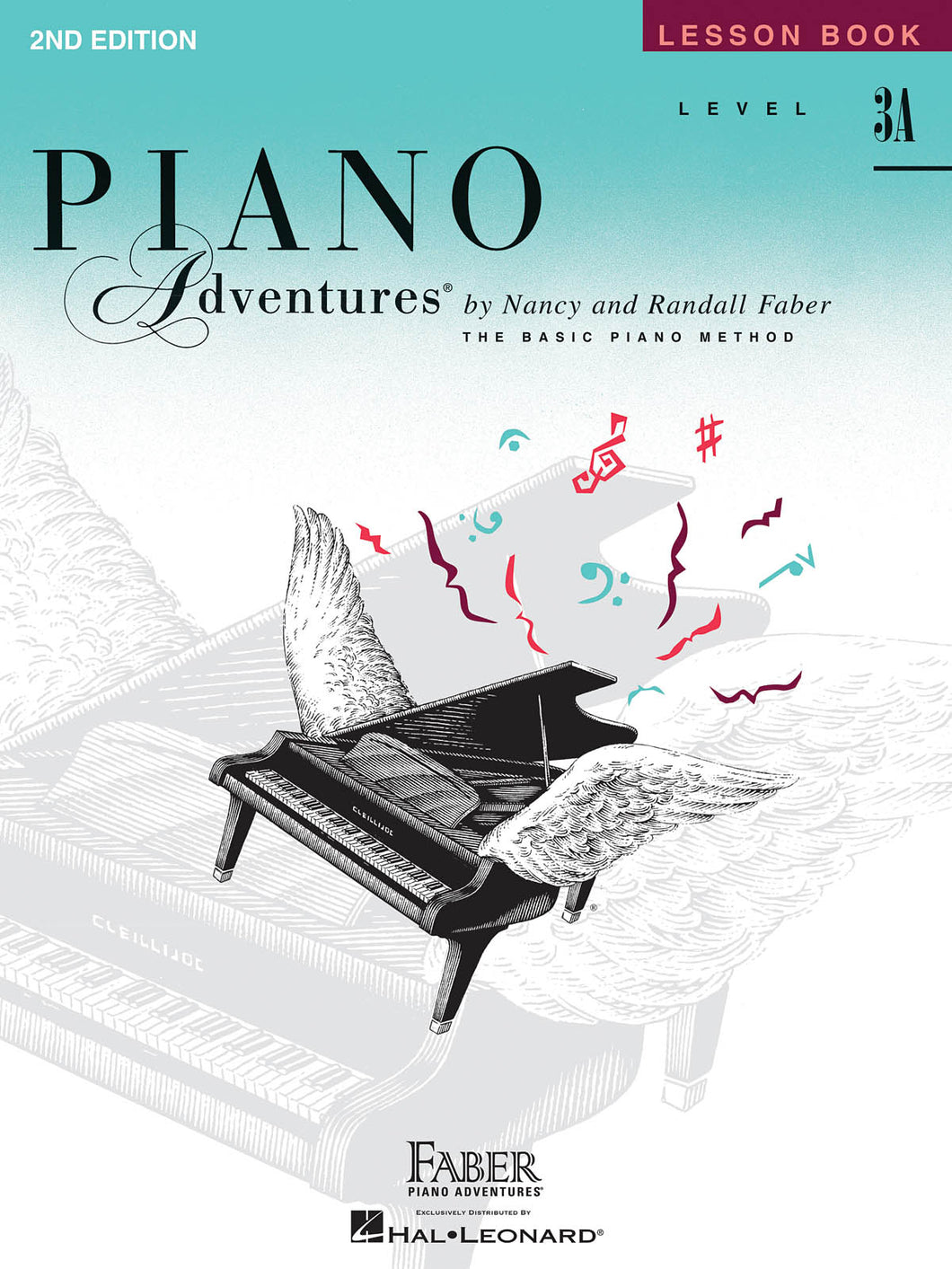 Faber Piano Adventures Level 3A Lesson Book
