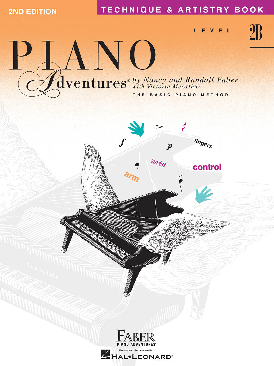 Faber Piano Adventures Technique & Artistry 2B