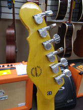 Load image into Gallery viewer, G&L Tribute ASAT Classic Electric Guitar Butterscotch Blonde