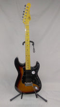 Load image into Gallery viewer, G&L Tribute Legacy HSS Electric Guitar Sunburst with Maple Fretboard