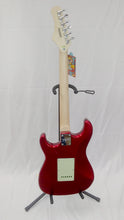 Load image into Gallery viewer, Tagima TG-500 CA-DF/MG Strat Style Electric Guitar Candy Apple Red