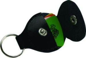 Jim Dunlop 5200 Dunlop Pickers Pouch Pickholder with Keyring