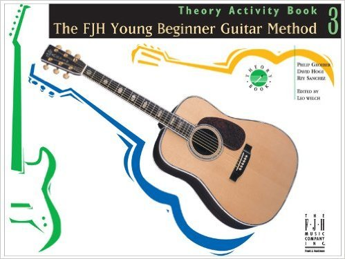 The FJH Theory Guitar Method