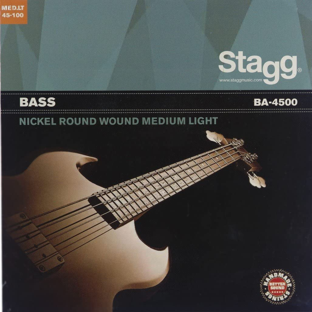 Stagg BA-4500 Bass Guitar Strings