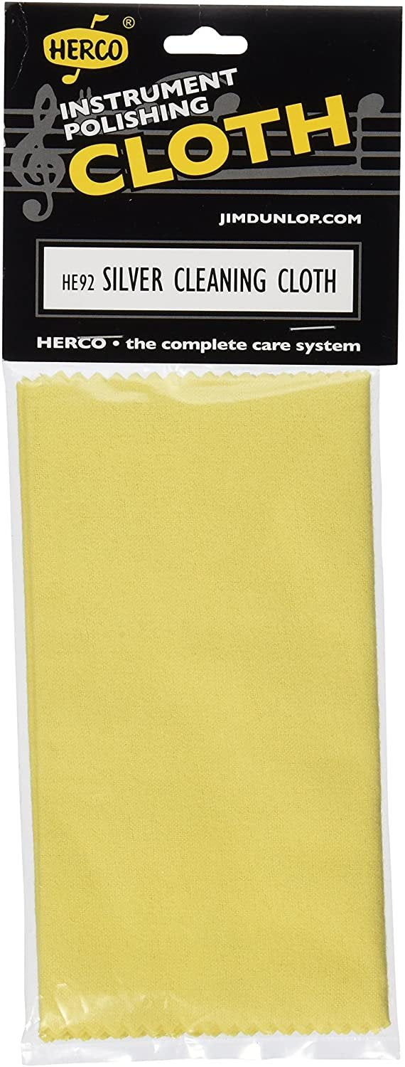 Herco Silver Cleaning Cloth HE92