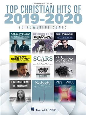 Top Christian Hits of 2019-2020 PVG