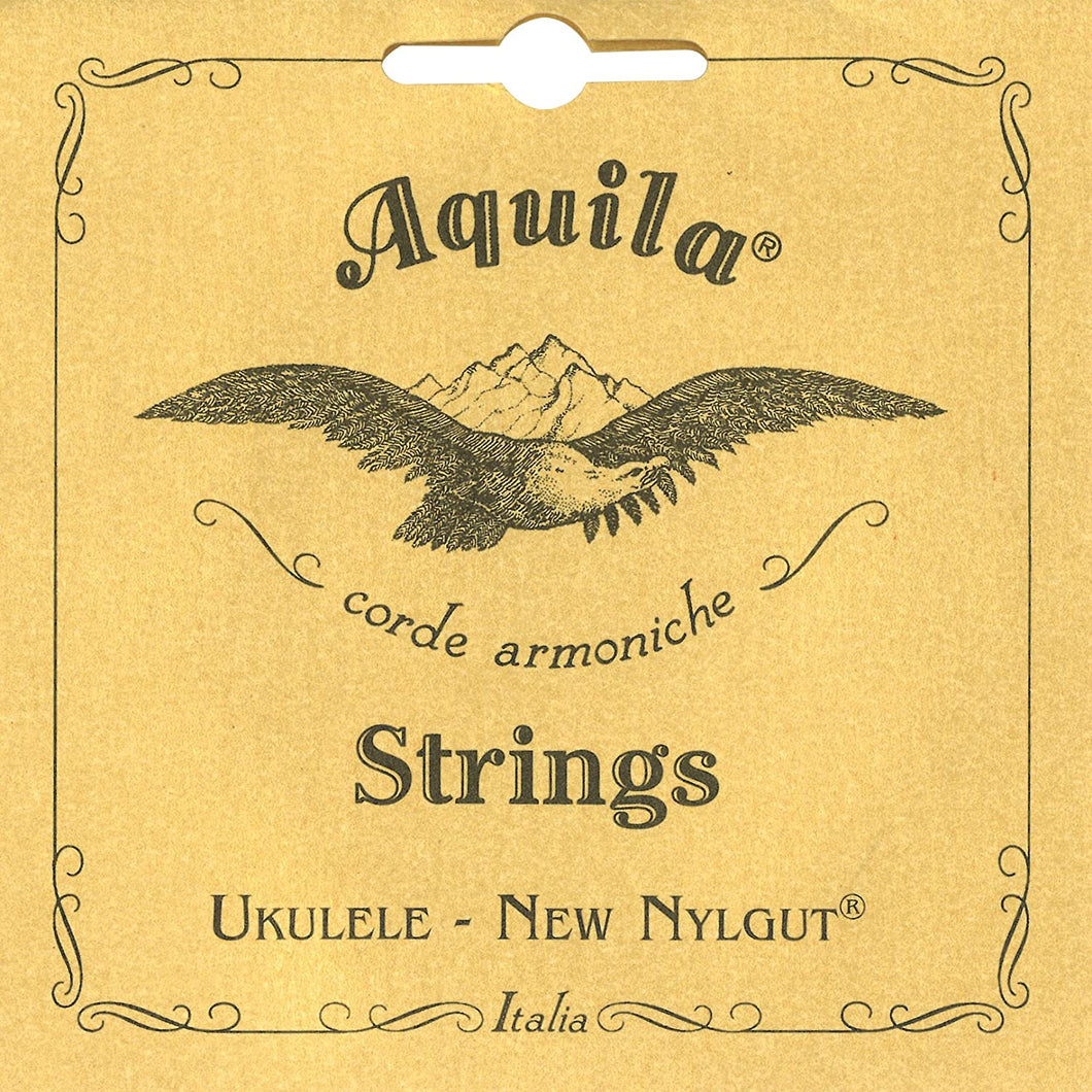 Aquila 4U Soprano Ukulele Strings Set