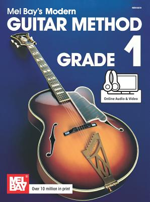 Mel Bay Guitar Method Grade One