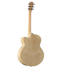 Load image into Gallery viewer, Alvarez AJ80CE Artist 80 Series Jumbo Electric Acoustic Guitar Natural