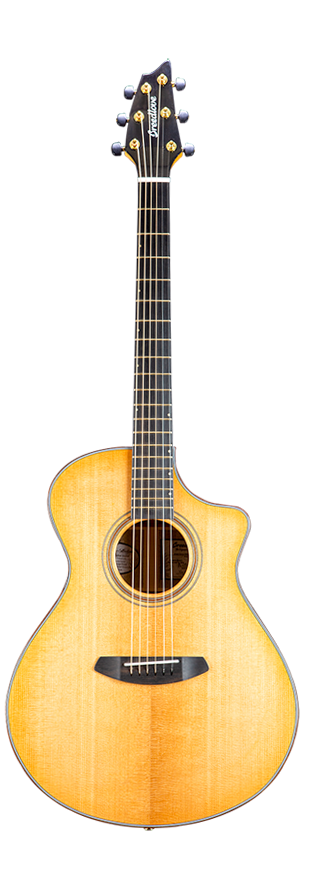 Breedlove Artista Concert Natural Shadow CE Acoustic Electric Guitar ARCN21CETEMY