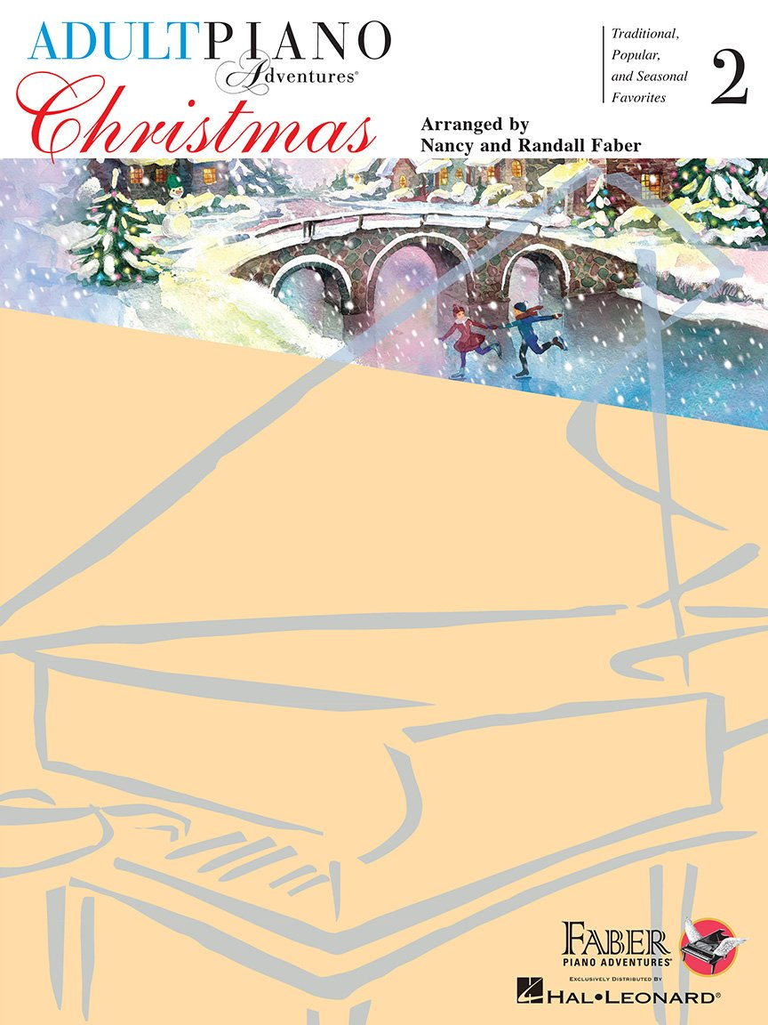 Faber Piano Adventures Adult Christmas 2