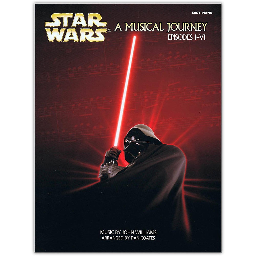 Star Wars A Musical Journey Easy Piano