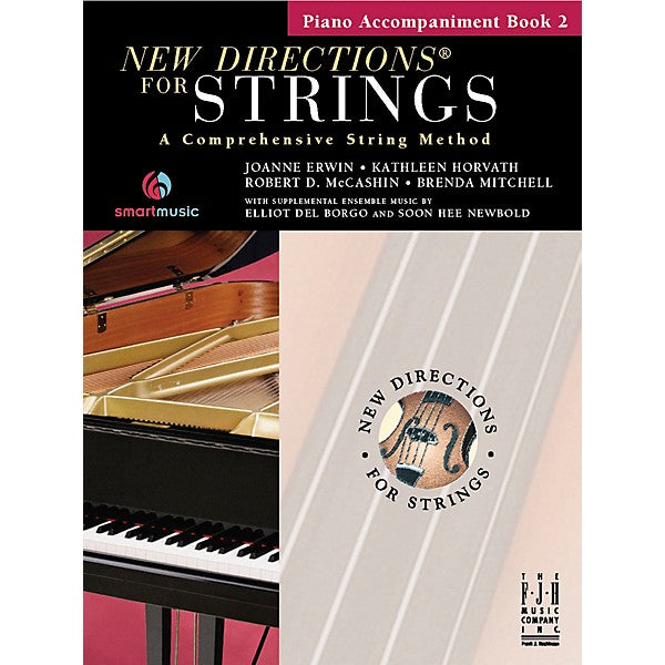 New Directions for Strings Piano Acc 2
