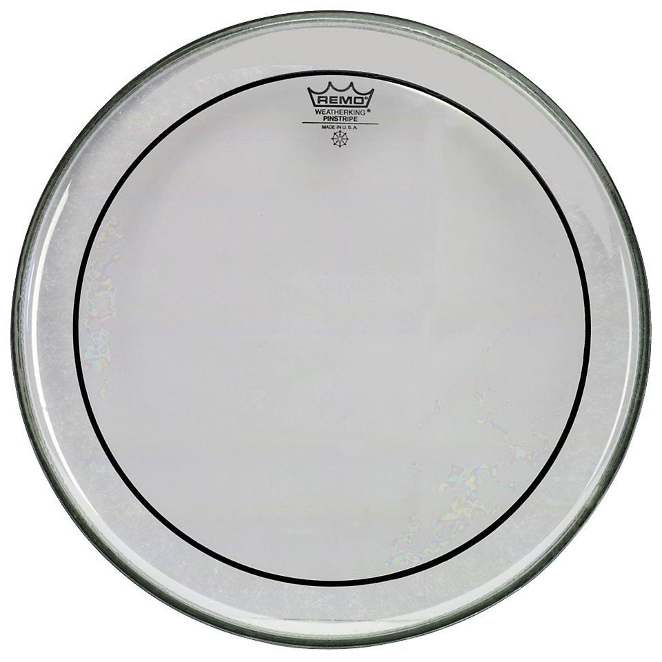 Remo Pinstripe Clear Tom/Snare - 10 Inch PS-0310-00