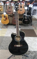 Ibanez AEL10LE Left Handed Acoustic Electric Guitar