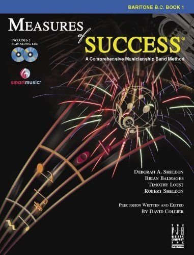 Measures of Success Baritone BC Book 1
