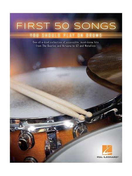 50 First Songs Drums